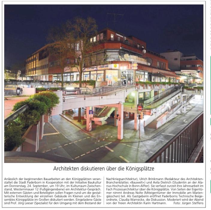 aus: Westfälisches Volksblatt, 18.09.2015